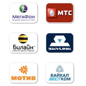 Операторы сотовой связи Шимановска