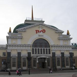 Железнодорожные вокзалы Шимановска